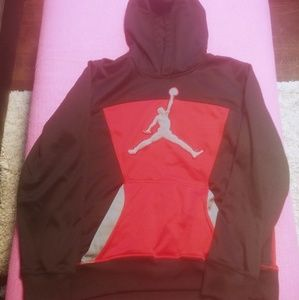 Air Jordan thermafit pullover hoodie